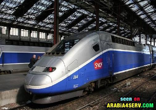 صور قطارات حول العالم