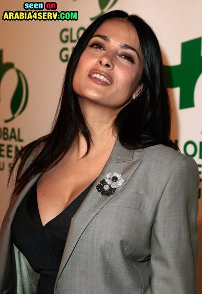 ��� ���� ���� Salma Hayek - ���� ������ ��� ����� ������� �������