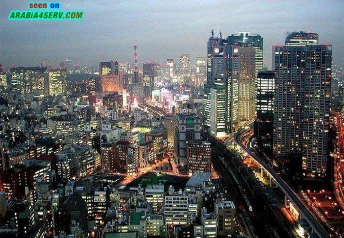 صور اليابان - صور جميلة روعة نادرة رائعة جديدة لليابان