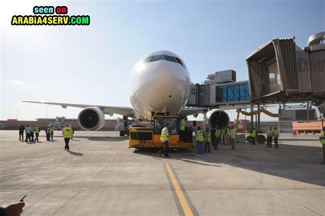 صور مطار القاهرة الدولى الجديد
