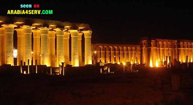 صور معبد الكرنك للمشاهدة و التحميل - اثر من حضارة مصر الفرعونية القديمة