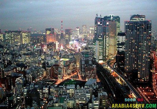 صور الطرق السريعة و الكبارى فى اليابان غرائب اليابان