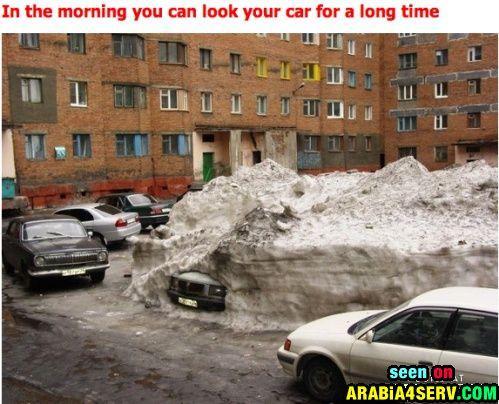 صور طريفة من روسيا - فقط فى روسيا