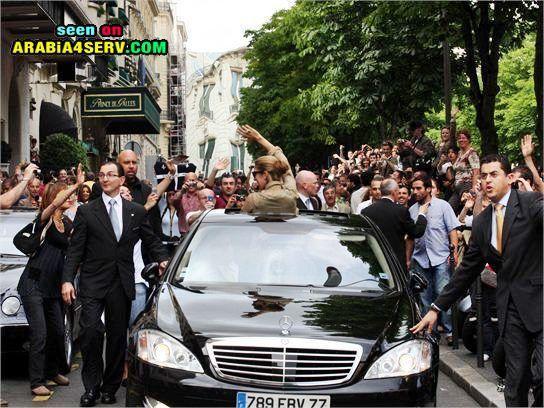 صور سيارات مشاهير العالم