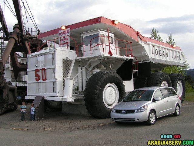 صور اضخم السيارات فى العالم