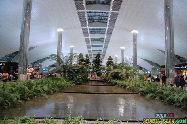 صور مطار دبي تحميل ومشاهدة صور روعة لمطار دبي