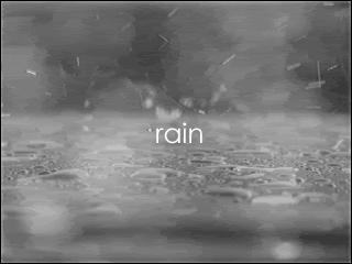 اجمل صور الامطار -  صور متحركه روعه للأمطار البوم صور روعة