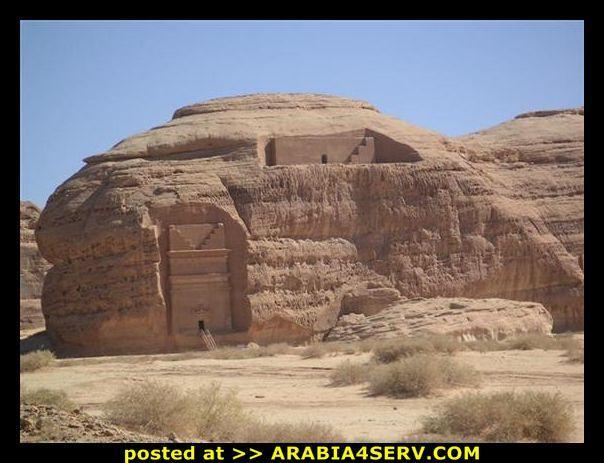 صور اثريه لمدائن صالح بالسعودية - صور آثار السعودية