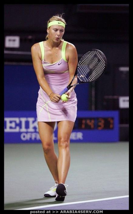 صور اجمل لاعبة تنس ماريا شارابوفا