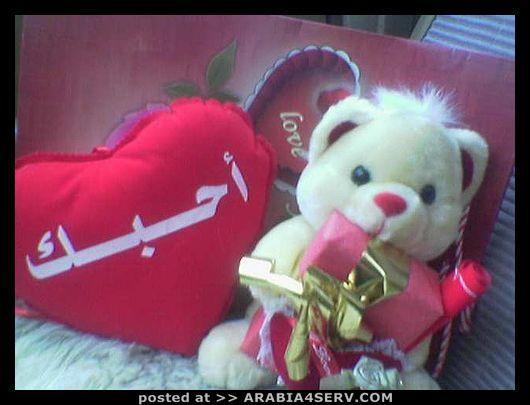 صور دباديب هدايا الرومانسية