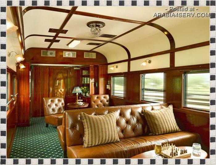 صور القطار الدولى الأفريقى - صور من افريقيا