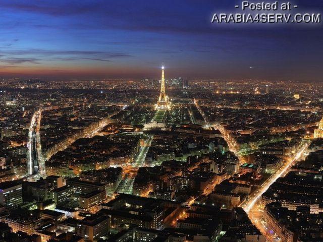 اجمل صور المدن اثناء الليل - صور الليل حول العالم روعة