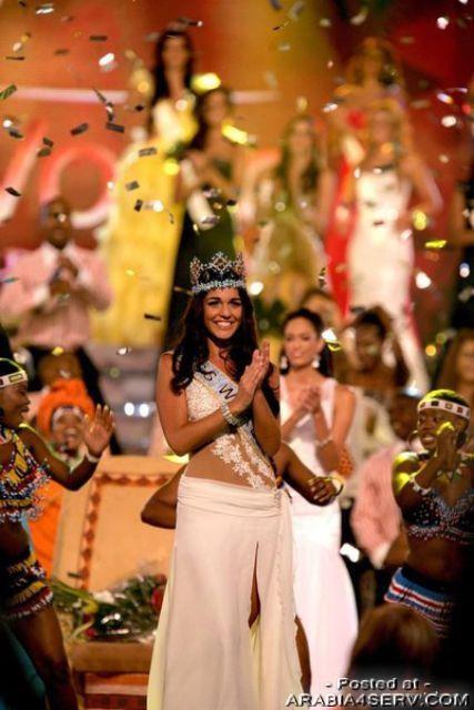 ملكات جمال العالم - آخر 20 ملكة جمال للعالم بالصور