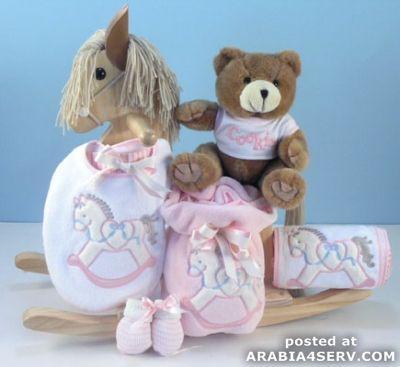 ملابس اطفال حديث الولادة روعة