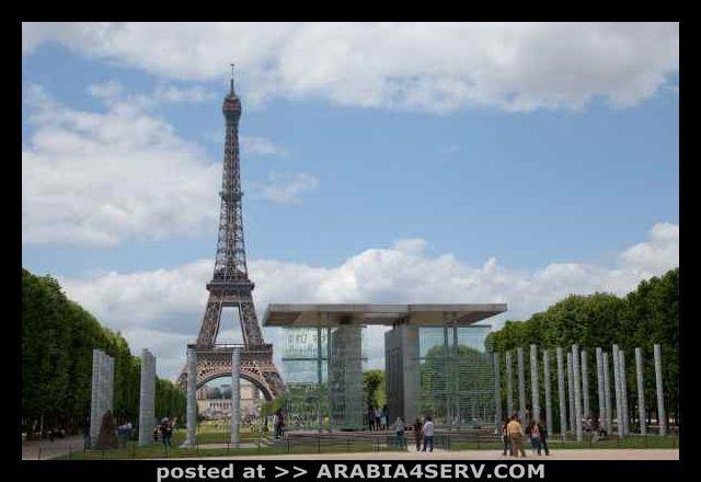 صور من شوارع باريس
