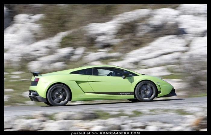 صور سيارة لامبورجينى 2011 Lamborghini
