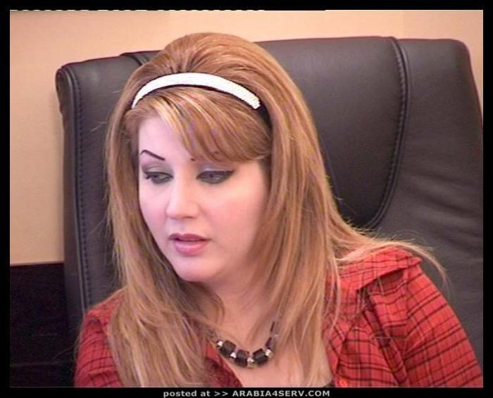 صور هيفاء الحسيني مديرة قناة الفيحاء في واشنطن
