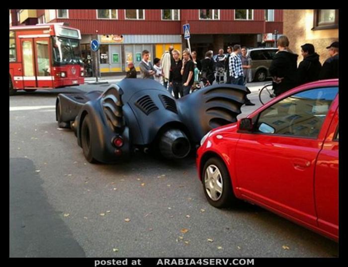 Batmobile ���� �� ����� ������