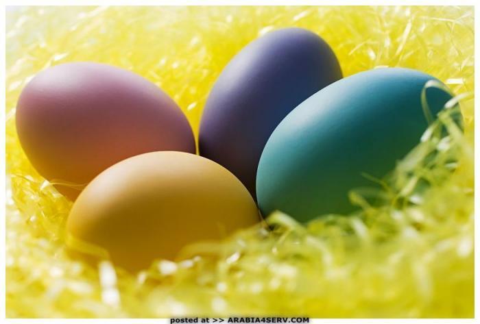 صور بيض شم النسيم - صور بمناسبة شم النسيم 2014