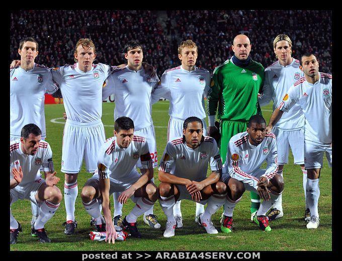 صور فريق ليفربول