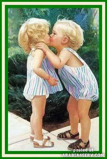 صور اجمل قبلات - صور قبلات
