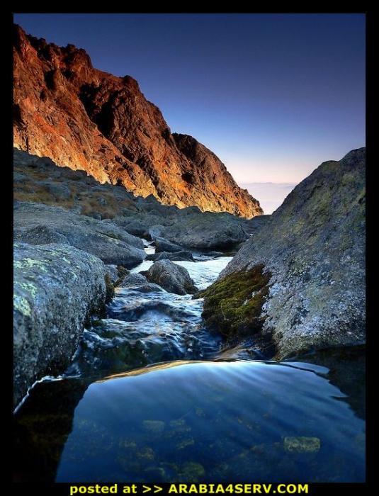 صور خلفيات تلال وجبال جميلة