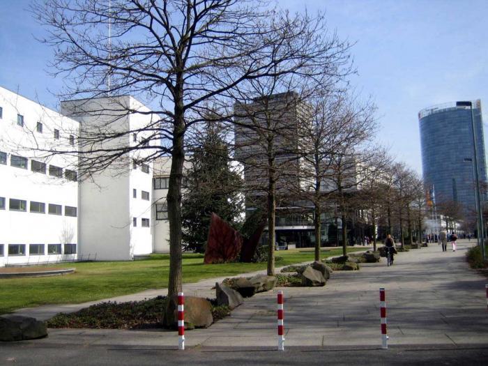 صور من مدينة بون الالمانية