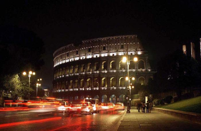 صور من مدينة روما الايطالية