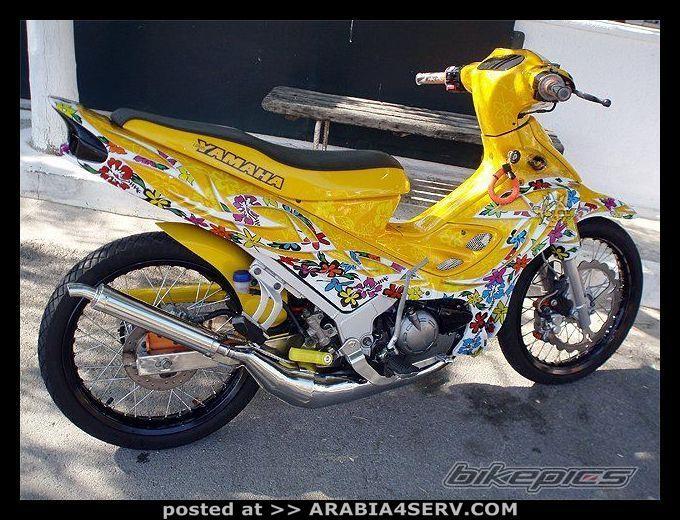 صور موتوسيكل ياماها 2008 Yamaha 125 Z