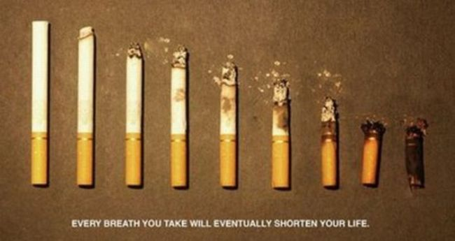 تصميمات - شعارات ضد التدخين  - صور - لا للتدخين no smoking