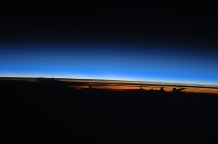 صور التقطت بواسطة رائد فضاء