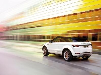 صور سيارة لاند روفر كروس 2012 Land Rover Evoque Crossover