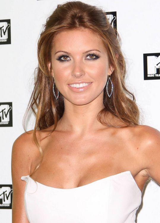 audrina patridge hot tub