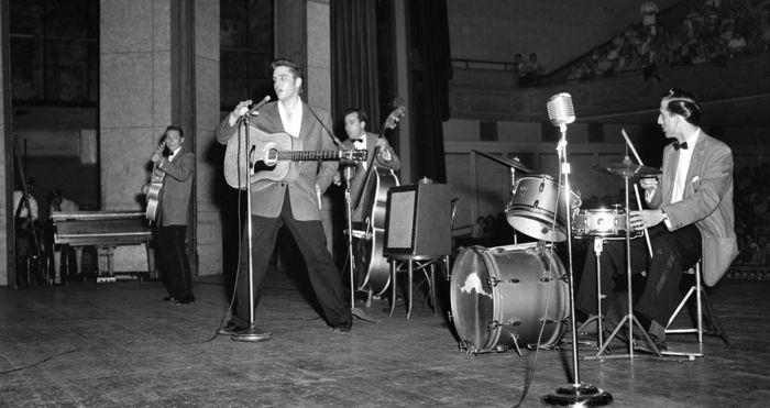 ��� ����� ������ Elvis Presley