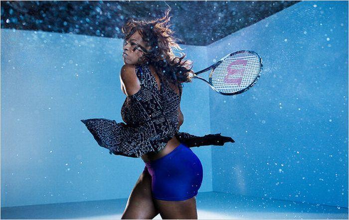 صور لاعبات التنس
