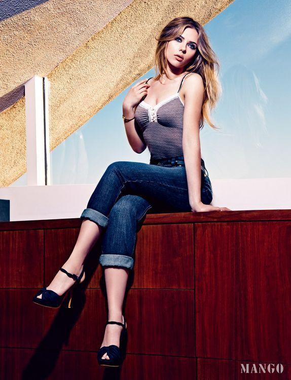 ��� ����� - ����� - ����� ������� ������� �������� - Scarlett Johansson