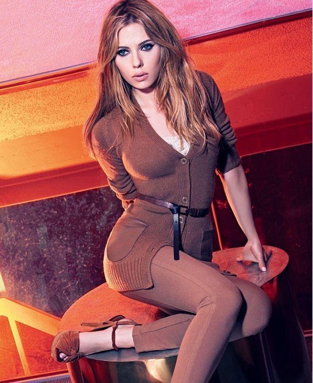 صور جديدة - ساخنة - مثيرة للممثلة سكارليت جوهانسون - Scarlett Johansson