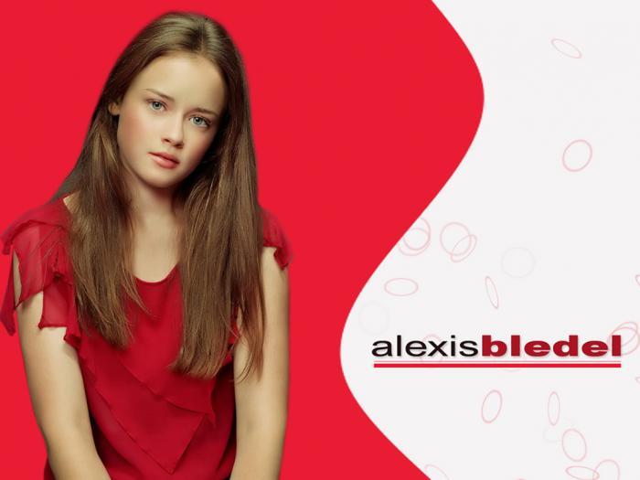 صور صاحبة اجمل عيون alexis bladel