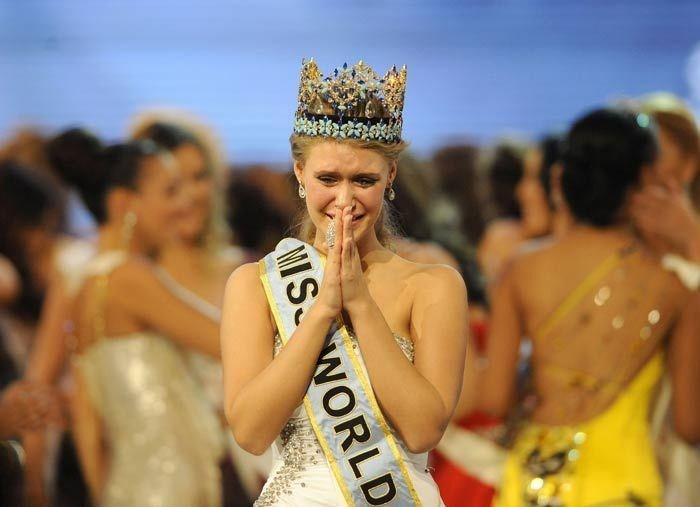 اليكساندريا ميلز ملكة جمال العالم 2010 - Miss World 2010 Alexandria Mills