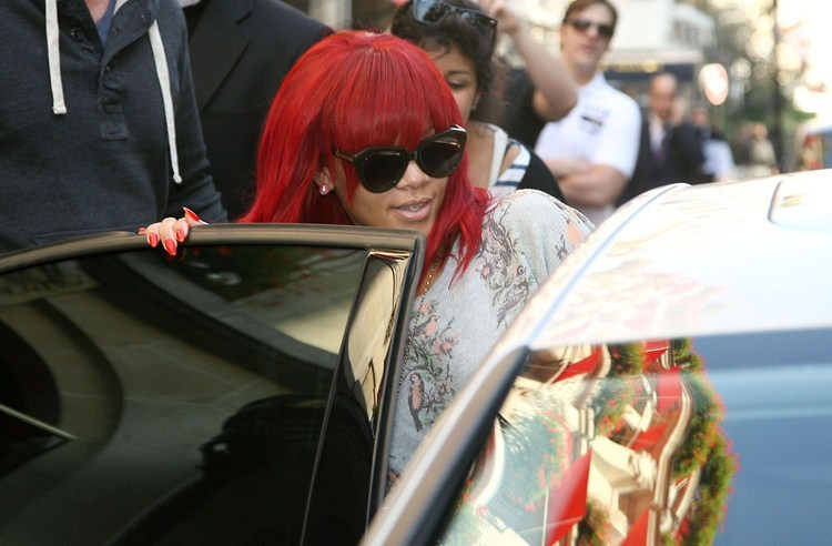 صور المطربة ريحانة - Pics of Rihanna