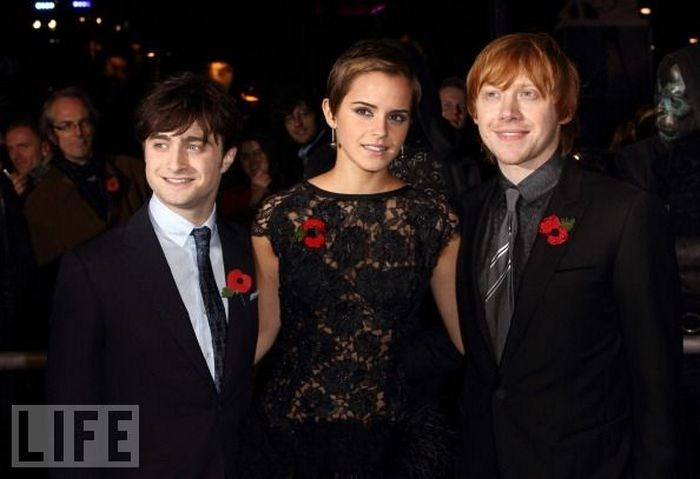 الاطفال الممثلين في فيلم هاري بوتر - Harry Potter Kids