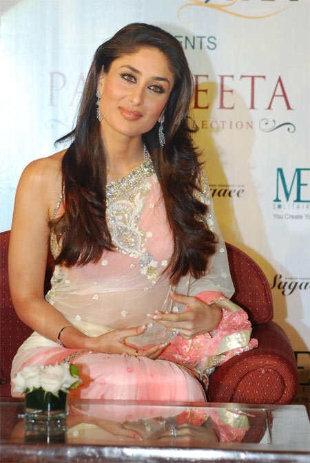 ��� ������ ����� ������� ������ - Kareena Kapoor in Saree