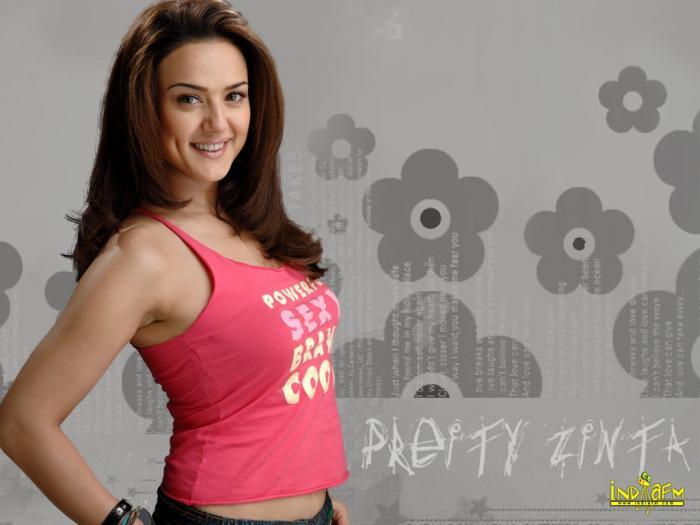 صور الممثلة الهندية بريتى زينتا - صور هندية