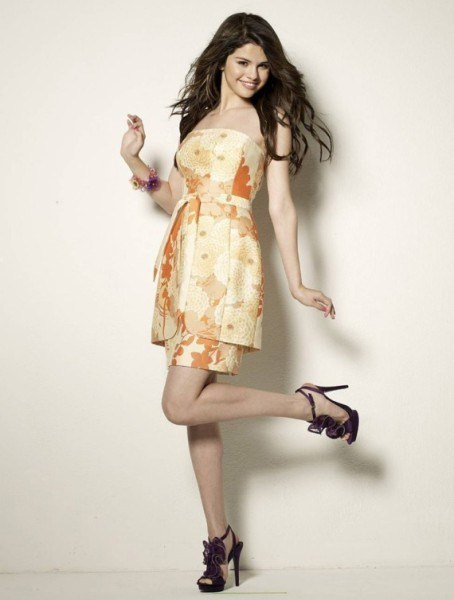 ������ �����  ��� �����  - Selena Gomez Photoshoot
