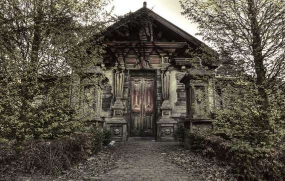 صور مطعم مخيف - بلجيكا
