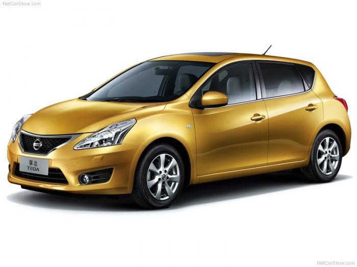 صور سيارة نيسان تيدا 2012 Nissan Tiida