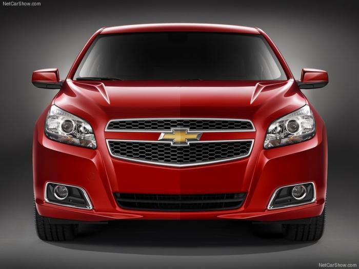 صور سيارة شفروليه ماليبو 2012 Chevrolet Malibu
