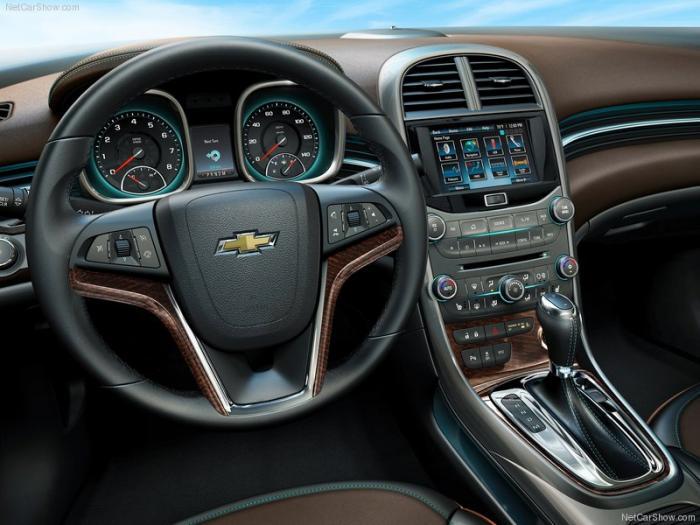 ��� ����� ������� ������ 2012 Chevrolet Malibu