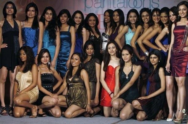 ���� ���� ����� 2010 - Miss India 2010