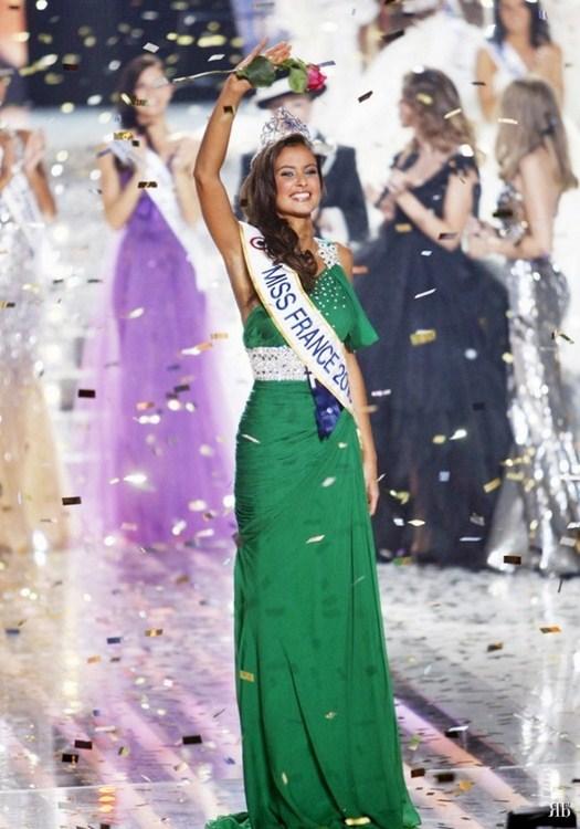 ����� ������ ���� ���� ����� 2010 - Miss France 2010 - Malika Menard